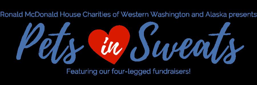 Pets in Sweats logo